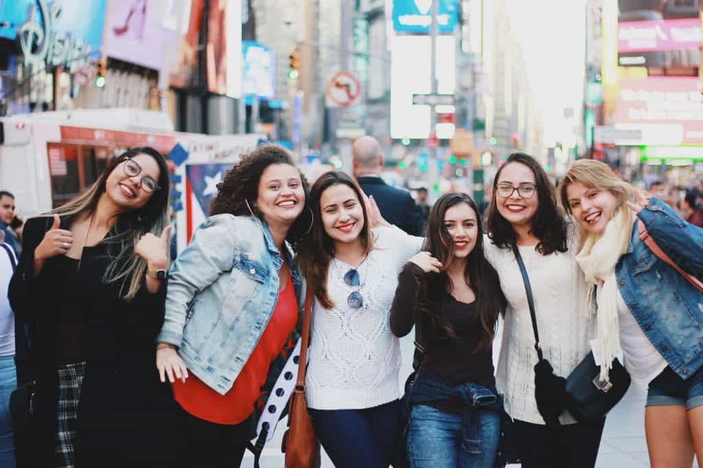 Au Pair girls in America