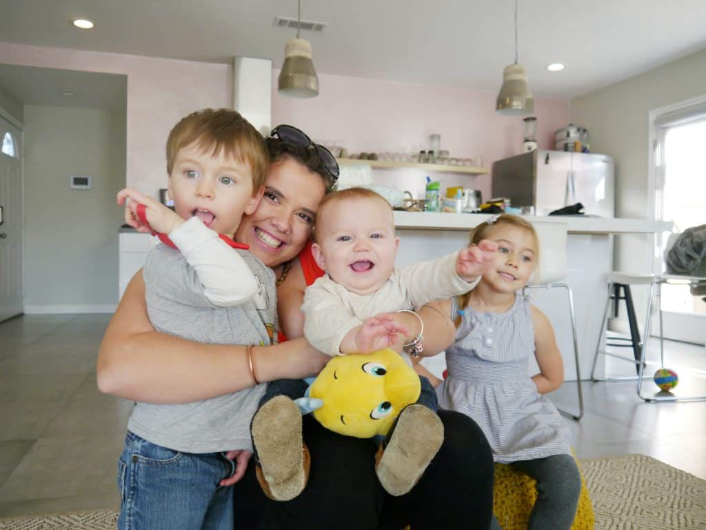 Au Pair with kids