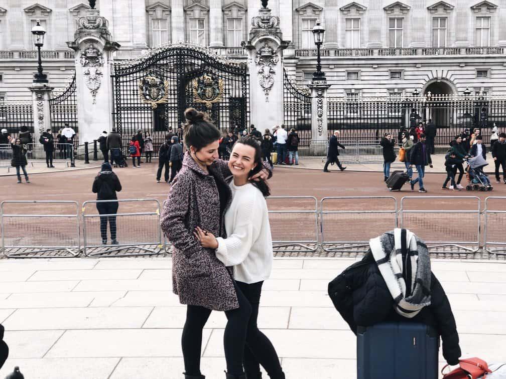 Au Pair in London
